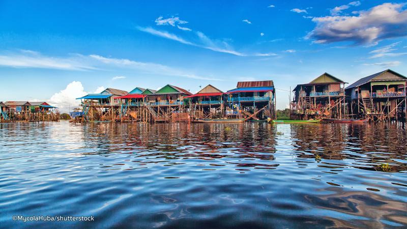 Cambodia-SIEM Reap 4D